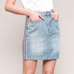 The Fifth Label Offshore Denim Skirt